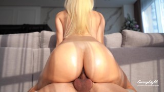 Big Booty Amateur Webcam Blonde Creampie Pussy