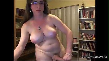 Amateur Big Tits Trans Cam Mature Jerking Off