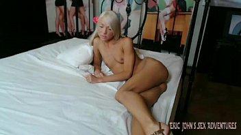 Homemade POV Blonde Webcam Sex Show