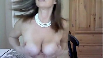 Sexy Horny Wife Fucks Dildo
