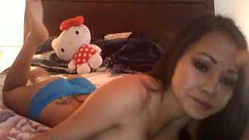 Amateur Asian Cam Babe Ass Fucked By Boyfriend