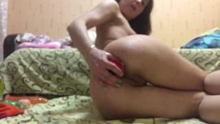 Freaky Fetish Webcam Anal Fisting